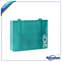 non woven shopping bag with zipper
