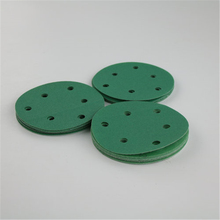 Fashion lighting grind dry polishing abrasive disc