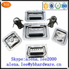 OEM/ODM chrome plated flight case hardware,flight case accessories ISO9001 passed