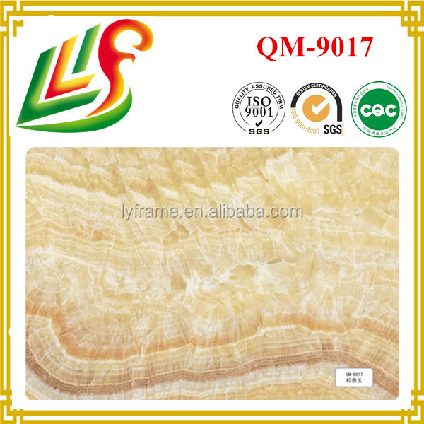 high quality imitation marble sheet/profile