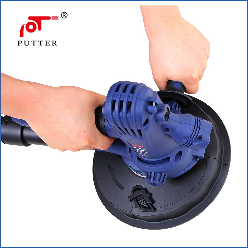 Trustworthy China supplier drywall sander with vacuum