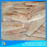 Superior Frozen Alaska Pollock Fish Fillet