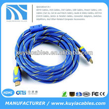 Alibaba China Hot selling HDMI Cable Male to Male HDMI 1.4v cable Digital A/V for LCD DVD HDTV For XBOX PS3