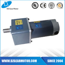 good quality high torque 12v brushed geared dc motor