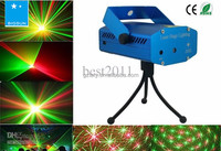 Mini rg color laser light show projector cheap mini party laser light for Christmas
