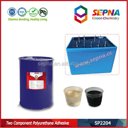 Two Component Unsaturated Polyurethane Resin Electrical potting and casting adhesive---SP2204
