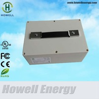 Rechargeable high power Lifepo4 12V/24/48V 100Ah Lifepo4 battery pack for solar battery