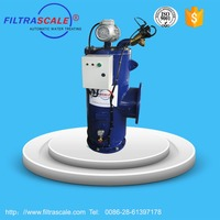 Filtrascale sewage treatment system water filter straw