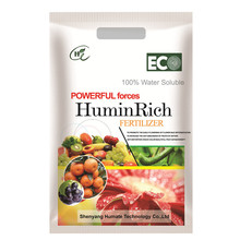 Huminrich Most-Effective Solution Formulation Potassium Humate Natural Manure