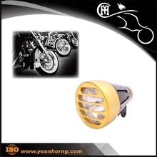 YH522 E-mark approved CNC aluminum motorcycle headlight