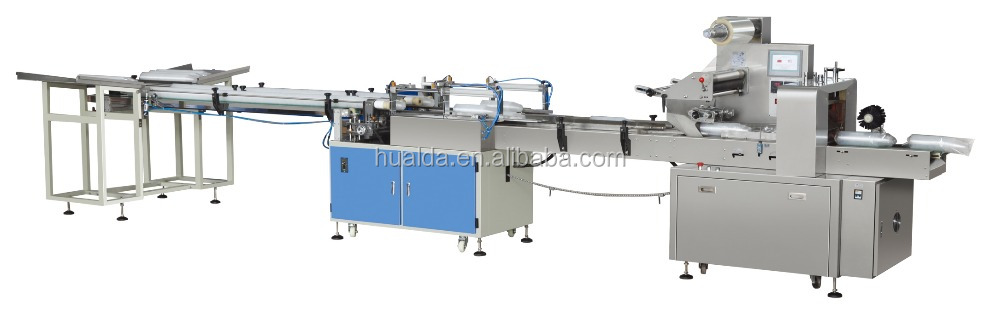 HLD-450 Automatic Plastic Cup Package Machine
