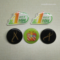 Wholesale Led Flashing Button Badge Custom Pin Badge