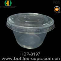 HYDE Shot Plastic Tumbler Cups With