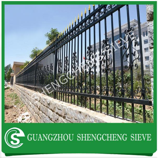 steel wrought iron fence luxury fence design buy luxury fence design
