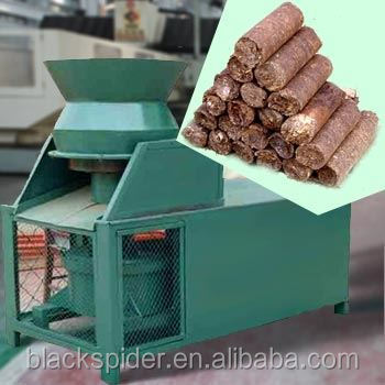 Hot sale high Capacity small sawdust briquette press