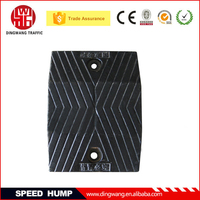 DINGWANG New Strong Stainless One Way Metal Speed Hump