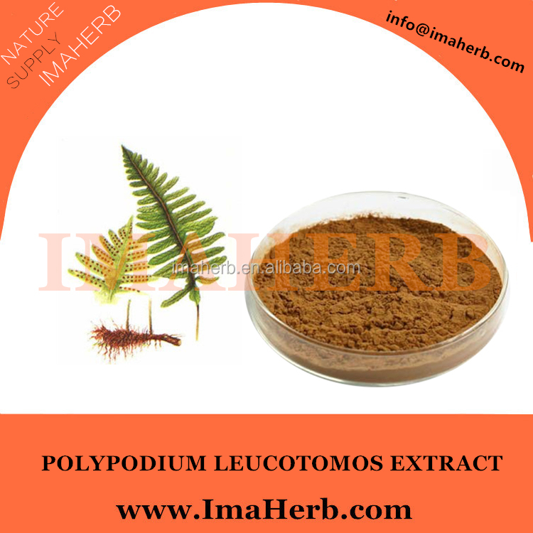 Top Quality polypodium leucotomos p.e.