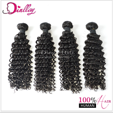Large Stock Fast Shipping Peruvian Virgin Remy Deep Wave Hair