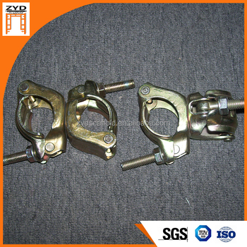 Newest Factory Price Swivel Scaffolding Plank Clamp