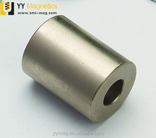 China permanent neodymium magnet tube