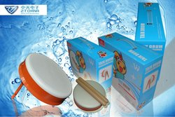 Taiko game drum for wii wholesale