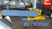 BSGH hydraulic cutting machine BS-LBJ3500 3500mm cutting depth quarrying chain saw