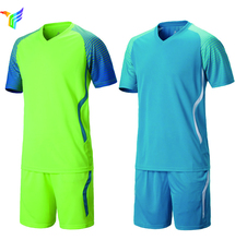 OEM Cheap Custom sublimation sports wear kit soccer jersey with logo