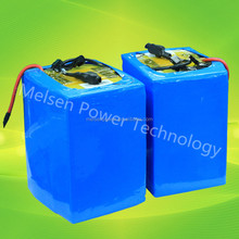 Rechargeable lithium ion battery pack 24v 48v 72v NMC soft-packing li-ion lifepo4 battery for electric vehicle