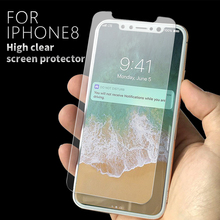 Itop new arrival transparent shockproof film cell phone screen protector for iphone X screen protector
