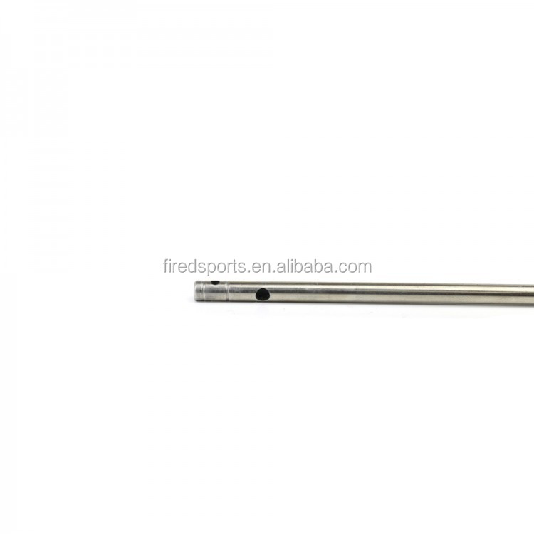 MTS6125--AR 15 gun Mil-Spec Stainless Steel Rifle Length 15 1/4 inch Gas Tube
