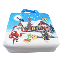 Cheap Factory wholesale clearance christmas gift bags in bulk