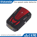 Car Anti Police-gun Radar Detector V7 with K KA Ultra K KA Band 360 Degree Detection