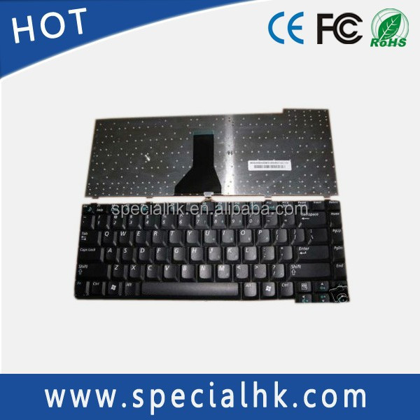 New Black RU Laptop Keyboard For Samsung P29 P28 Keyboard