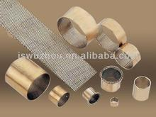 OILLESS BUSHING FB-09G BRONZE-WRAPPED SLIDING BEARING
