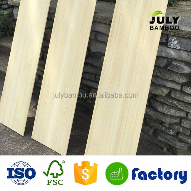 1.6mm bamboo plywood Flat grain for bamboo furniture for Laser engraving for longboard