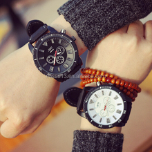 silicon watch ,new arrived 2015 led silicon sport brand watch