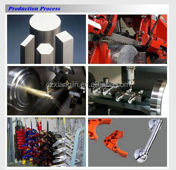 cnc machining metal milling parts for customized service