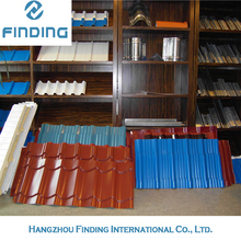 metal Roof Tile, Professional Metal Roof Tile, Hot Sale Tile Roof