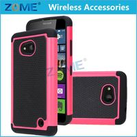 Hot Selling New Coming Accessories Unique Hard Mobile Phone Hybrid Combo Protector Tpu+Pc Case/Cover For Nokia Lumia 640