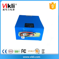 Lithium Ion 60V 60Ah Battery