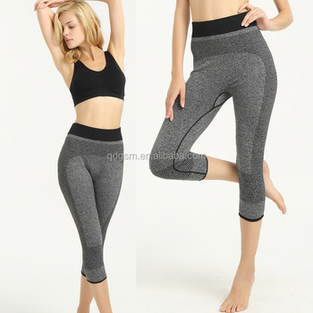 Wholesale seamless fitness sports yoga pants Workout leggings