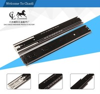 45mm soft closing ball bearing drawer slide for parts