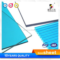100% new material awning solid sheet