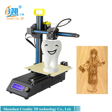 Creality 3D 3D Printer Mini Laser Engraving Cr-8 3 D Diy Kit Full Metal Easy Assemble