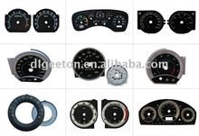 Custom 3D Panel Automotive Dashboard