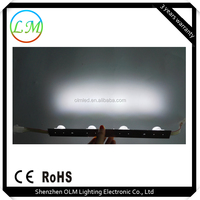 30cm length 4pieces/piece high power chip waterproof led rigid strip suitable for light box lights