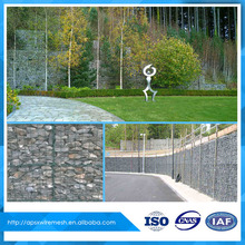 welded gabion Wire Mesh used for Retaining Walls & Slope Stabilisation (whatsapp +86 18333844891)