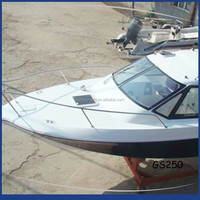 Gather Excellent Material Alibaba Suppliers Low Price Cheap Plastic Fishing Boat For Sale