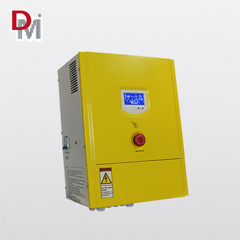 On grid wind solar hybrid controller 2KW