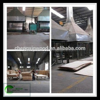 waterproofing construction material building material marine plywood with company name